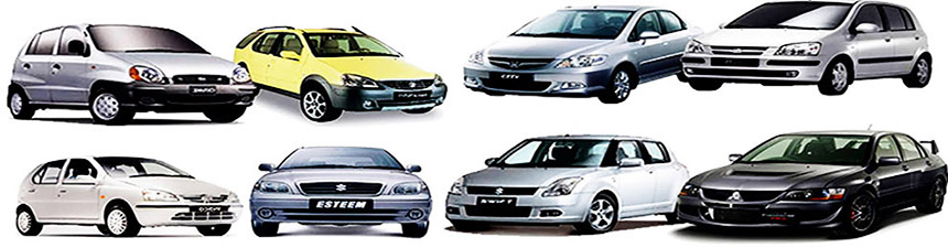 HOTELINE car rental services in 400+ cities.....